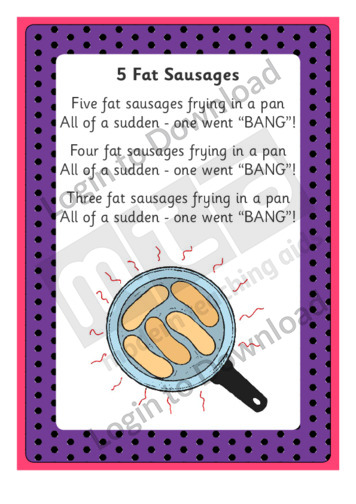 5 Fat Sausages