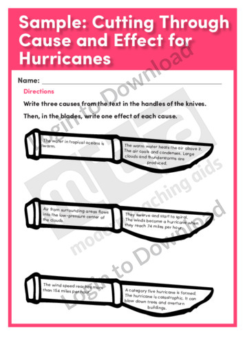 hurricanes essay Free compare and contrast essay example on natural disasters - hurricane katrina.