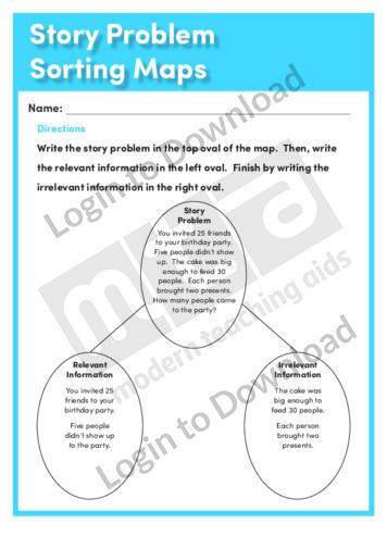 101458E02_ContentAreaReadingStoryProblemSortingMaps02