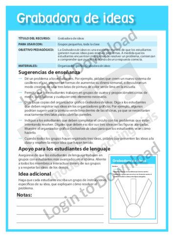 101518S03_LecturaporáreadecontenidosGrabadoradeideas01