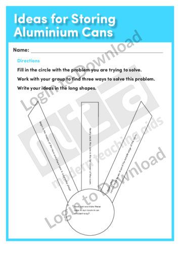 101519E02_ContentAreaReadingIdeasForStoringAluminiumCans02