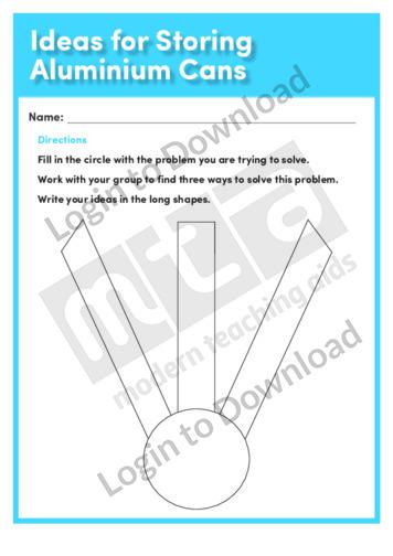 101519E02_ContentAreaReadingIdeasForStoringAluminiumCans03