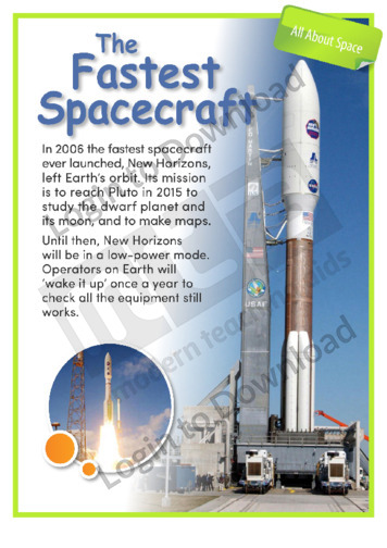The Fastest Spacecraft