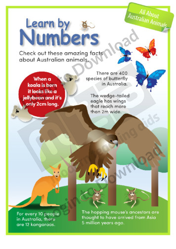 Learn by Numbers