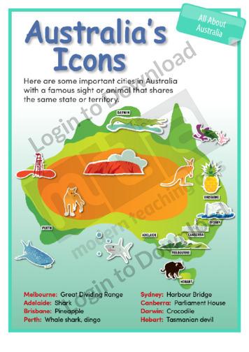 Australia's Icons
