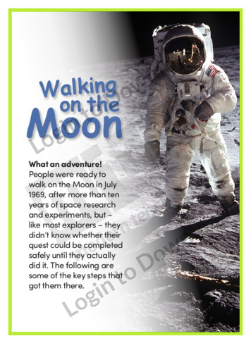 Walking on the Moon (Level 4)