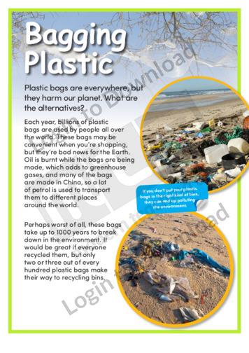 Bagging Plastic