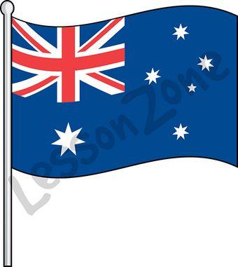 Australia, flag
