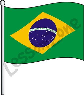 Brazil, flag