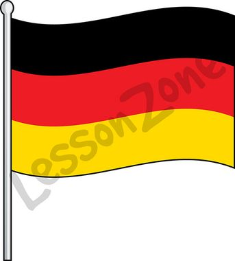 Germany, flag