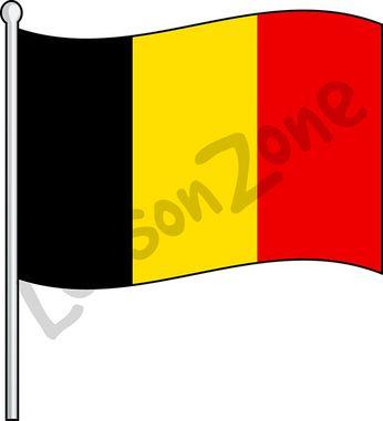 Belgium, flag