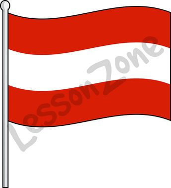 Austria, flag