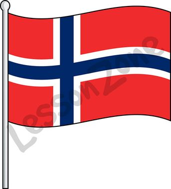 Norway, flag