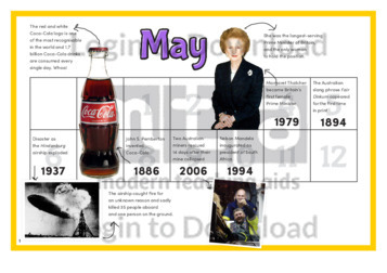 History at a Glance: May