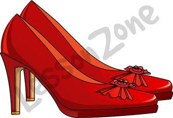 High-heel shoe