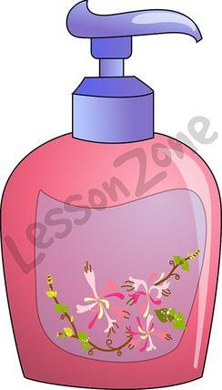 Hand-cream bottle