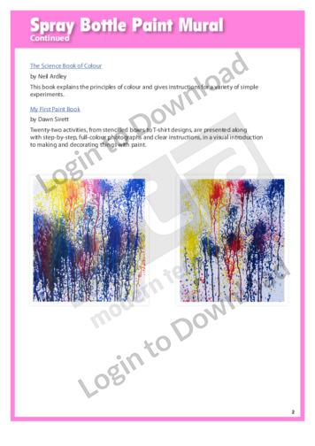 103532E02_ArtProjectSprayBottlePaintMural02