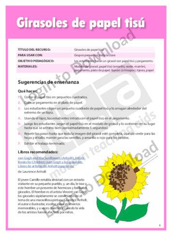 103536S03_ProyectodearteGirasolesdepapeltisú01