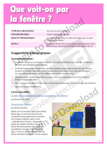 103540F01_ProjetArtistiqueQuevoitonparlafenêtre01