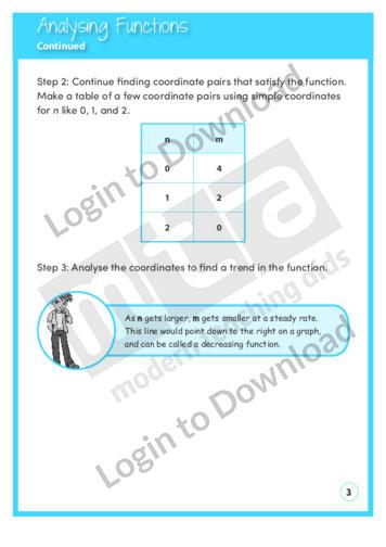 103776E02_PatternsandAlgebraAnalysingFunctions03
