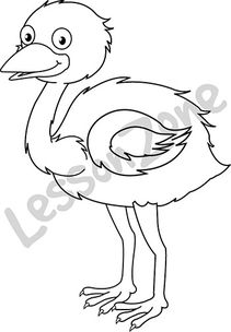 Emu B&W
