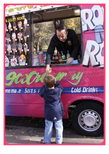 Let's Talk About: Ice Cream Van