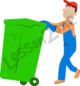 Rubbish collector