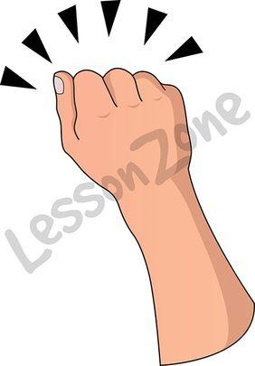 Hand knocking