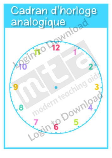 107085F01_Cadrandhorlogeanalogique01