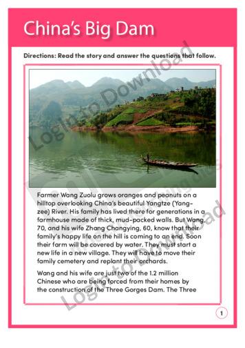 China's Big Dam