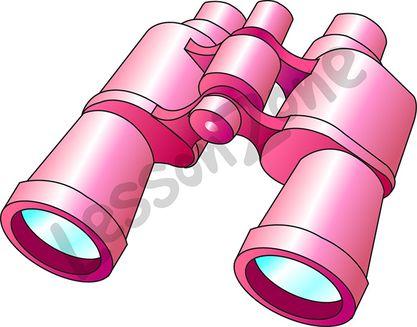 binoculars clipart - photo #44