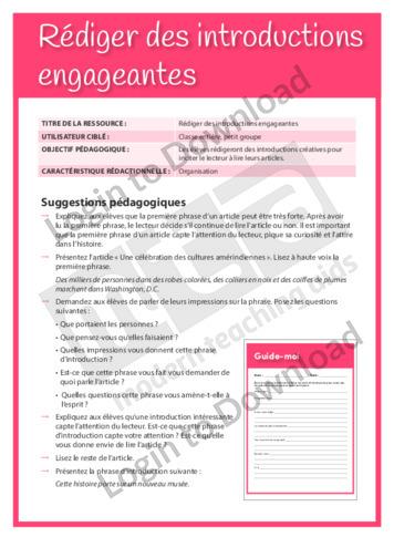 108723F01_ProcédésdécritureOrganisationRédigerdesintroductionsengageantes01