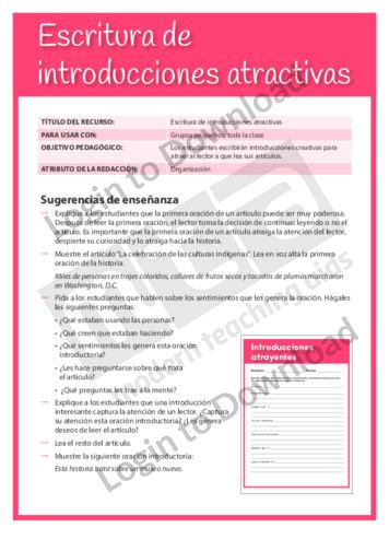 108723S03_AtributosdelaredacciónOrganizaciónEscrituradeintroduccionesatractivas01