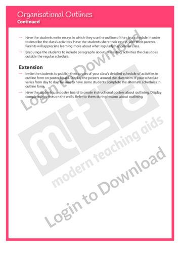 108816E02_WritingTraitsOrganisationOrganisationalOutlines02