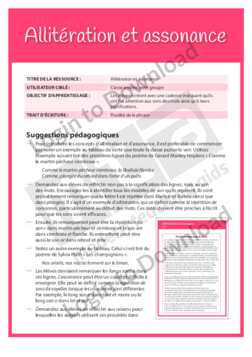 108837F01_ProcédésdécritureFluiditédelaphraseAllitérationetassonance01