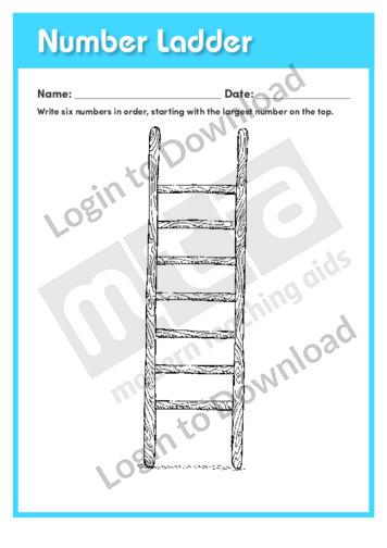 Number Ladder