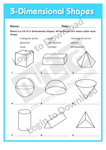 Geometry template everyday mathematics syllabus dhs for 3 dimensional cube template