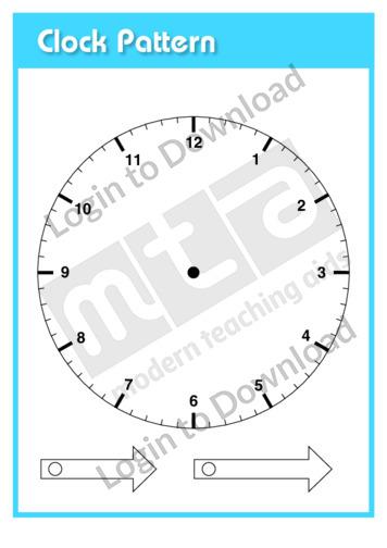 Clock Pattern