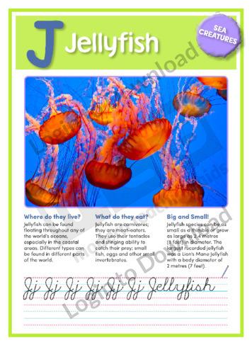 J: Jellyfish