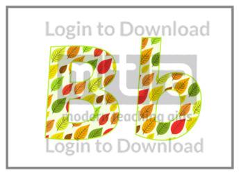 109702E01_DisplayAlphabetAutumnLeaves02