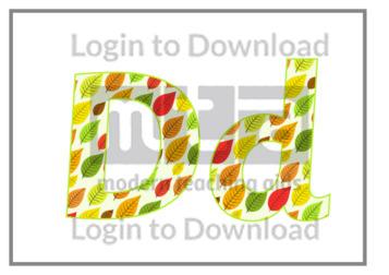 109702E01_DisplayAlphabetAutumnLeaves04