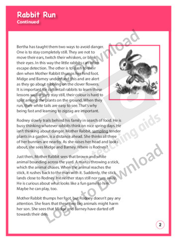 rabbit run essay Updike rabbit run essays papers - the game of life in rabbit, run.