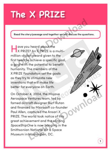 109943E02_AuthorsPurposeforWritingTheXPrize01