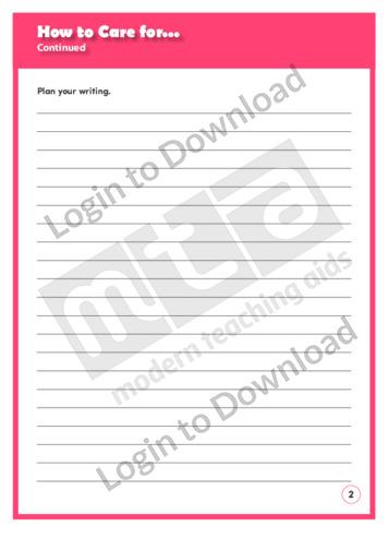 110133E02_WritingTaskHowtoCarefor02