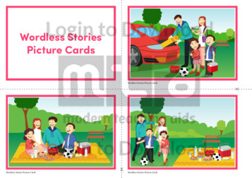 Zany image in printable wordless picture books