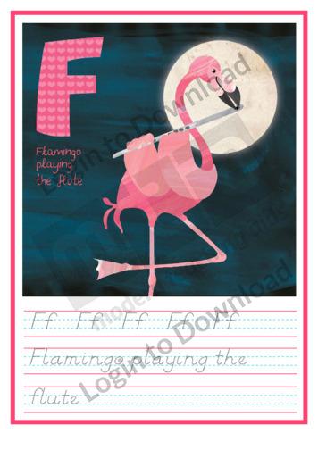 F for Flamingo