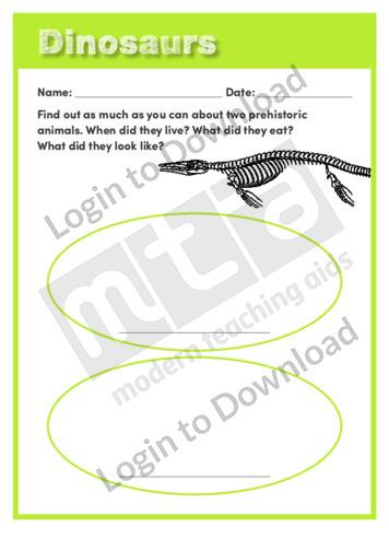 110481E01_EarthAndBeyondScience_Dinosaurs01