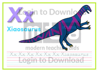 110717Z01_AnimalAlphabetXiaosaurus01
