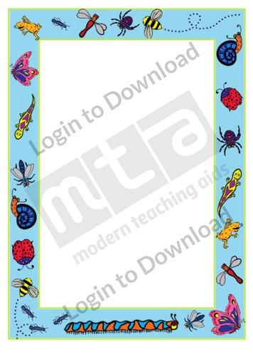 110782Z01_DecorativePageBordersGardenCreatures01