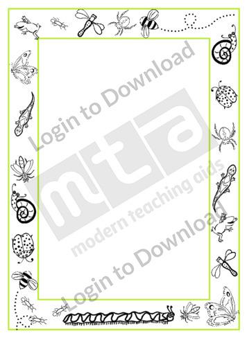 110782Z01_DecorativePageBordersGardenCreatures02